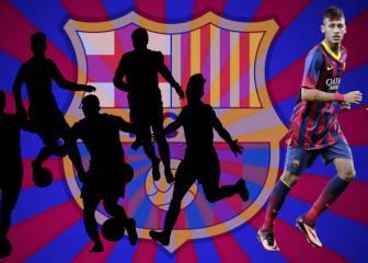 ¿Quién sería el sustituto de Neymar si deja el Barcelona?