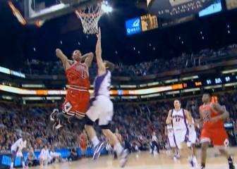 Espectáculo Derrick Rose: Lo mejor de sus años en los Bulls