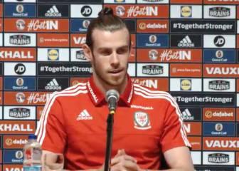 El dardo de Bale a Inglaterra: