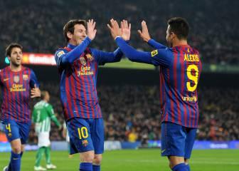 Los 5 mejores goles de la dupla Alexis-Messi en el Barcelona