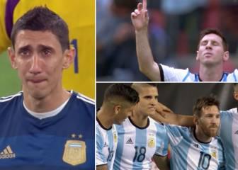 'La tercera es la vencida', un emotivo spot para Argentina