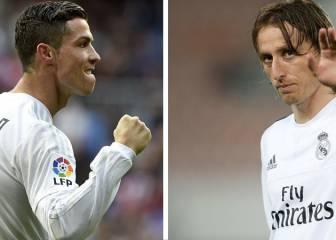 Conexión Cristiano-Modric: sus mejores jugadas en el césped