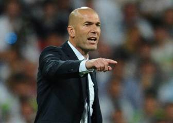 La lista de deseos de Zidane para la próxima temporada