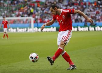 El centro envenenado de Bale que dio el pase a Gales