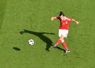 Lo de Bale tirando faltas es un auténtico escándalo
