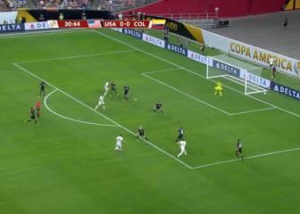 Mágico James en el gol: se inventó el pase de los pases