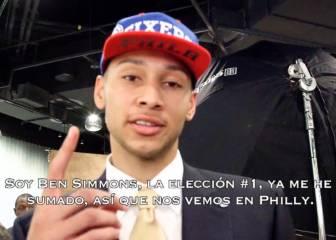 La emoción del Draft de la NBA vivida desde dentro