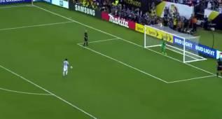 Vídeo del falló de Leo Messi en penalti de la decisiva tanda ante Chile