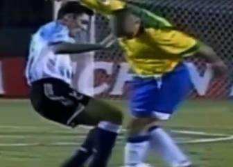 Las humillaciones de Ronaldo Nazário a otros cracks