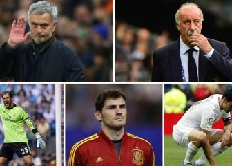 Los conflictos de Casillas a lo largo de su carrera futbolística