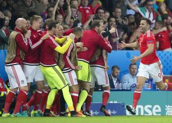 Resumen y goles del emocionante Gales - Bélgica