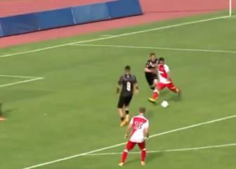 ¡Falcao vuelve con ganas! Gol en su regreso al Mónaco