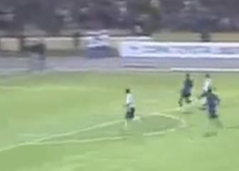 Mascherano ha marcado dos goles, pero uno es un golazo
