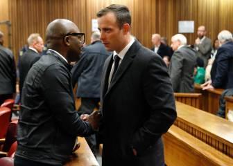 Pistorius, condenado a 6 años de prisión por matar a su novia