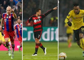 Un show: los 10 mejores goles a la contra de la Bundesliga