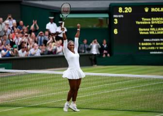 La reina de Wimbledon: así fueron las 7 batallas de Serena