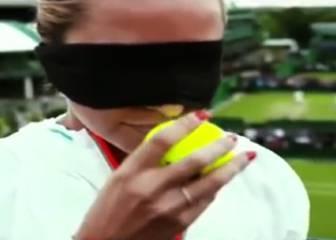 La maga Cibulkova: reconoce las pelotas solo por el olor