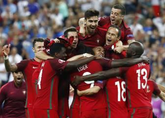 Portugal hace historia al ganar su primera Euro ante Francia