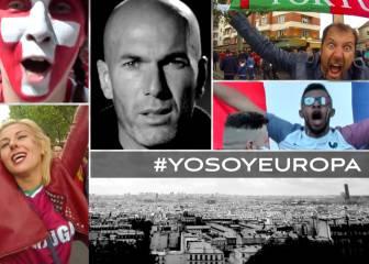 El videoclip de la Euro: del #JesuisParis al #YosoyEuropa