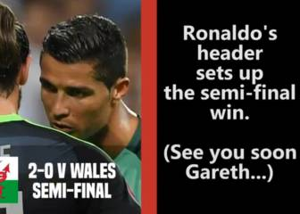 The story of Cristiano Ronaldo's Euro 2016