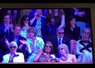 ¡Pobre Irina! Vaya berrinche se pilló viendo a Andy Murray