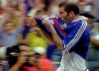 18 años del doblete de Zidane que le dio el Mundial a Francia