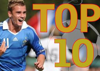 The 10 forgotten golazos of Griezmann through the ages