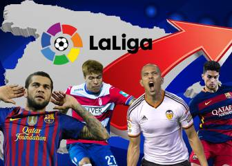 El 11 ideal de cracks que dejan LaLiga este mercado