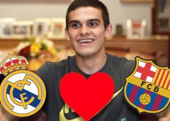 Bruno Hortelano: el campeón que es del Madrid y del Barça
