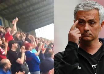 Mourinho ya tiene nuevo cántico de su 'ejército rojo'