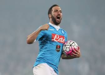 Higuaín conquista Italia: sus 5 mejores goles con el Nápoles