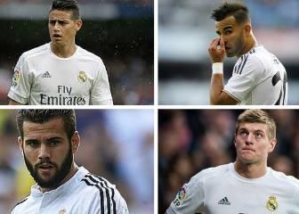Los jugadores con los que el Real Madrid puede hacer caja