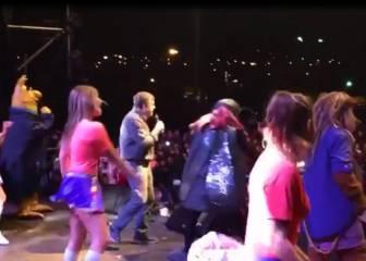 Así fue el show de 'Cachureos' que Alexis llevó a Tocopilla