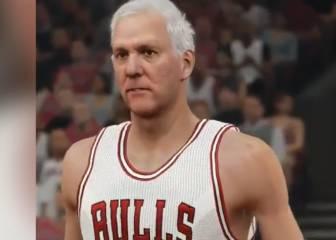 Internet y sus cosas: ¡Popovich reventando el aro con los Bulls!