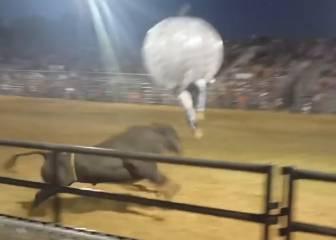 Lo último que arrasa en USA: burbujas contra toros