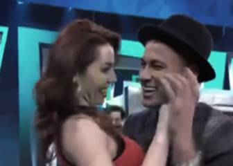 ¡Vaya conexión! Neymar invitó a bailar a una joven brasileña
