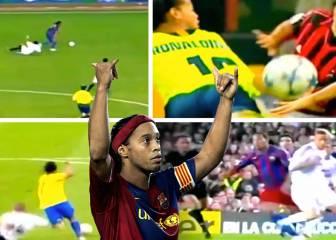 Las mayores humillaciones de Ronaldinho a otros cracks