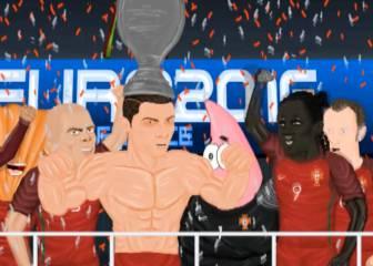 La parodia viral de la Eurocopa: la vieron 100.000 en un día