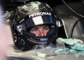 Nico Rosberg renueva hasta 2018 con Mercedes