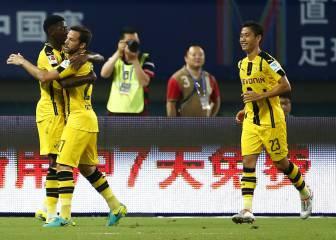 Resumen y goles del Man. United -Borussia Dortmund