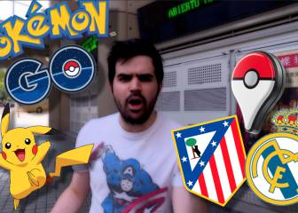 ¿Qué Pokémon encontrarás en el Bernabéu y en el Calderón?