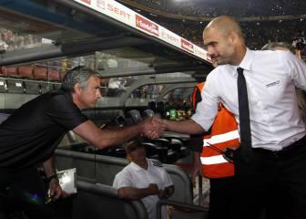 Mourinho vs. Guardiola: sus enfrentamientos más sonados