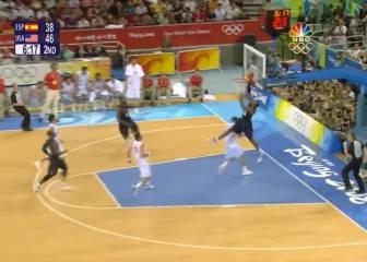Aquella final de Pekín 2008 en la que Kobe destrozó a España