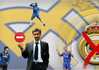 Los 5 cracks que Mourinho le 'robó' al Real Madrid