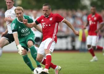 Resumen y goles del amistoso del Bayern de Ancellotti