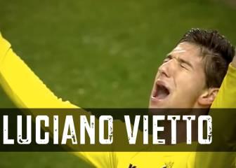 Las 5 cualidades de Vietto que encajan con la MSN del Barça