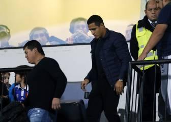 Así fue la visita de Alexis al Nacional para ver a la U