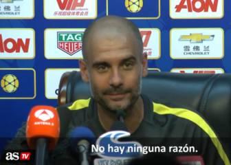 ¿Saludará Guardiola a Mou cuando se reencuentren?