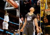 Un top bestial: estas son las 10 mejores jugadas NBA de 2016
