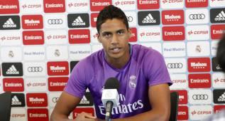 """Varane: """"Mi futuro está en el Real Madrid"""""""
